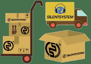Logistica Silentsystem