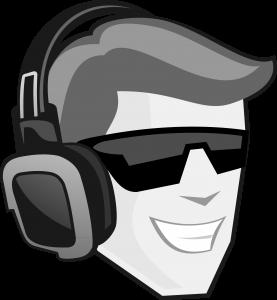 Logo Silent Disco Faccia