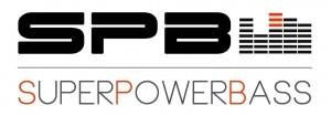 logo super power bass