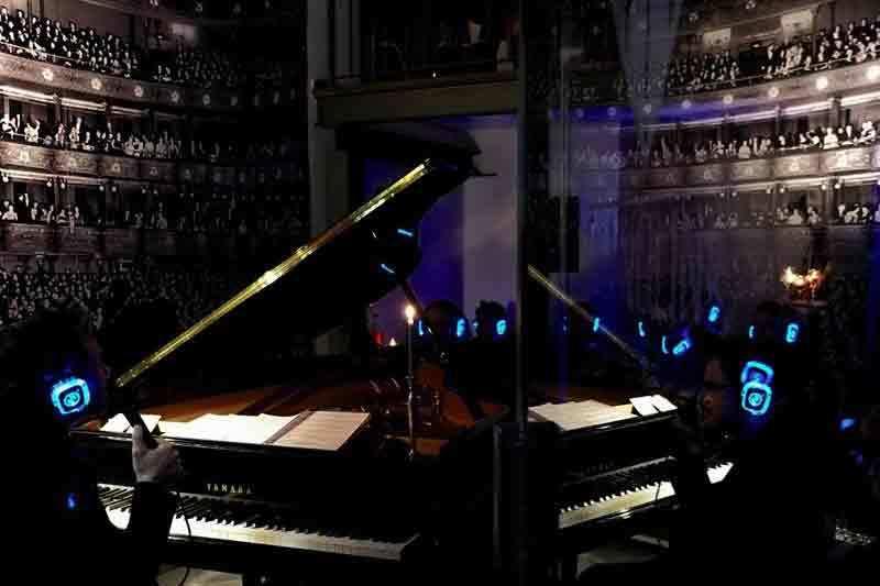 Silent Concert Pianoforte