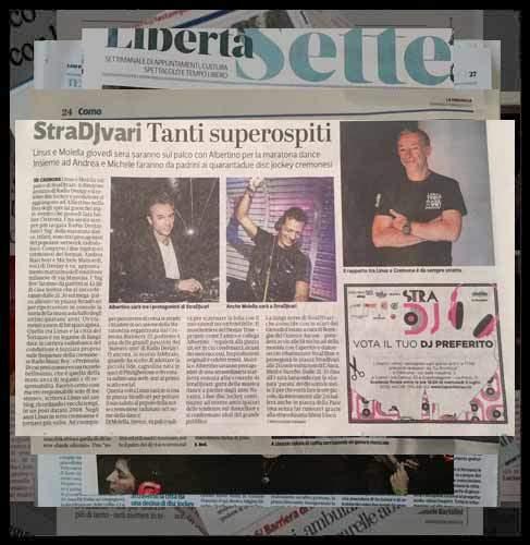 StraDJvari Silent Party