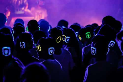 Party Silentdisco WOB