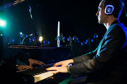 Piano Silent Disco Concert
