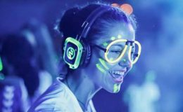 silent-fluo-party