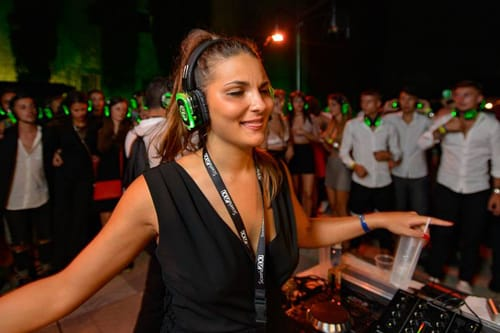 Silent Party Disco Milano
