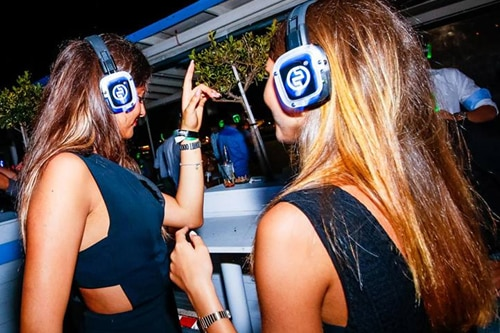 Musica Silent Party