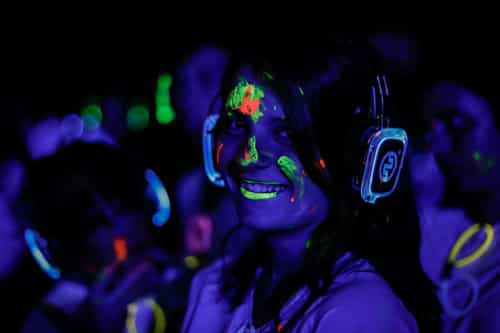 Silent Party Fluo