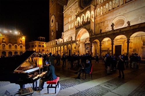 Wifi Silent Piano Concert