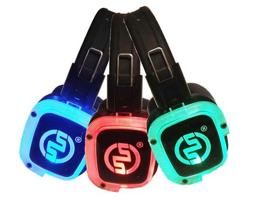 Cuffie Silentdisco SX809