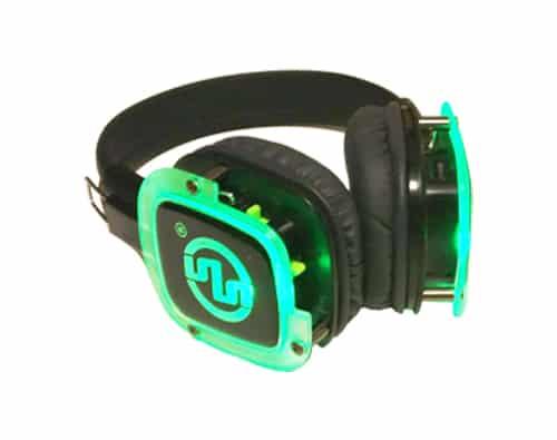 Cuffie LED Silentsystem SX-809