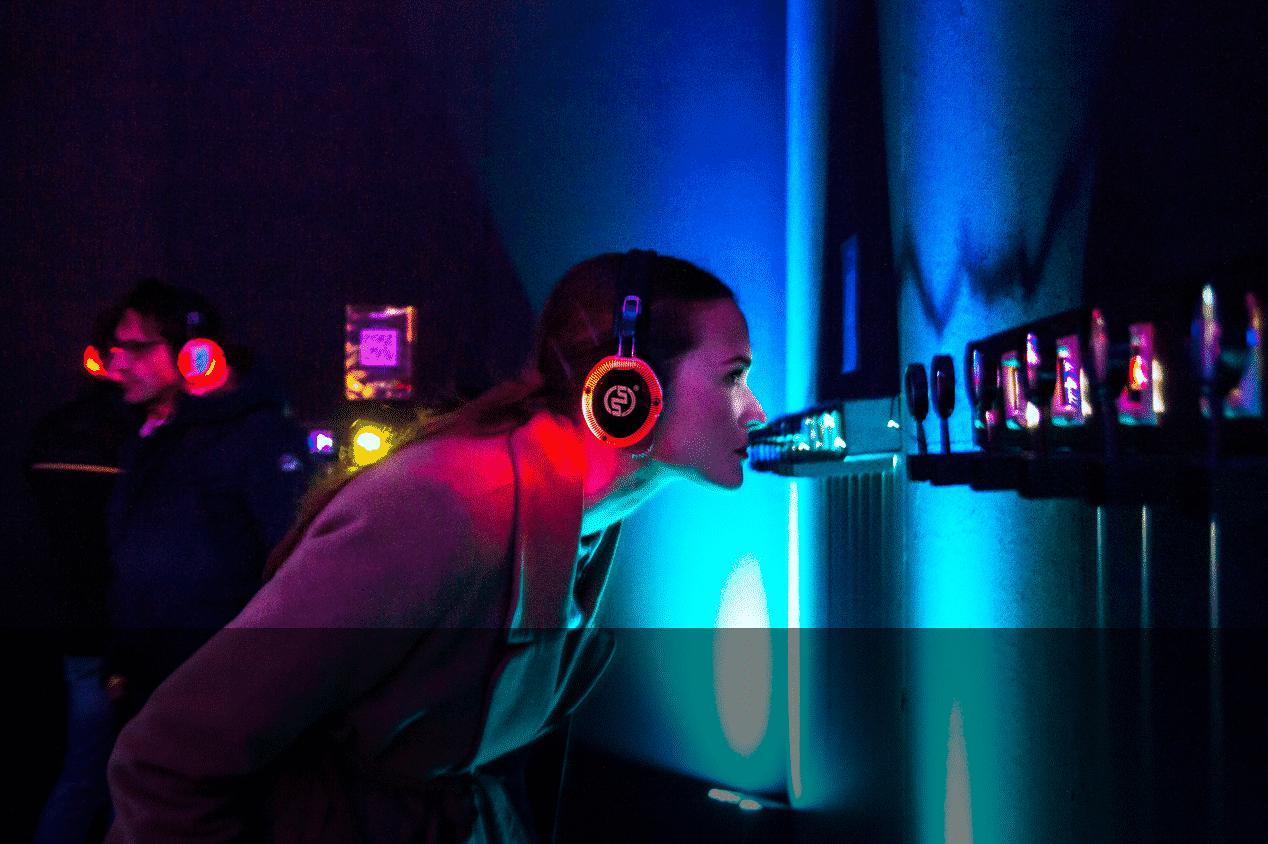 silentdisco festival